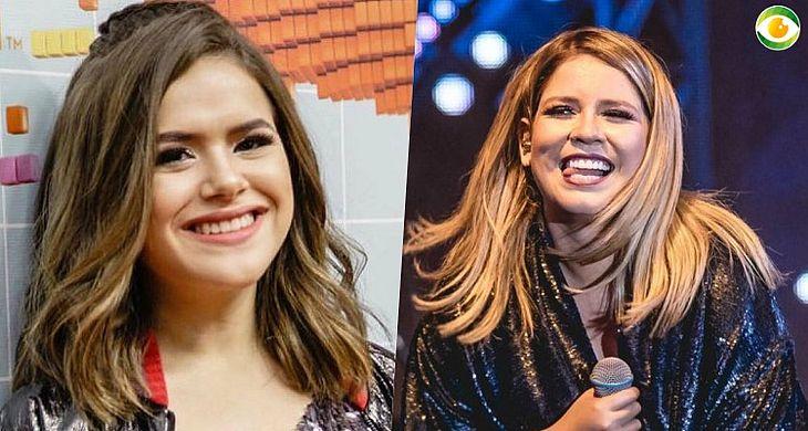 Maisa Silva e Marília Mendonça