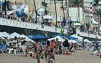 Praias de Salvador serão fechadas novamente após banhistas descumprirem protocolos