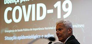 Número de casos suspeitos de coronavírus no Brasil continua em três