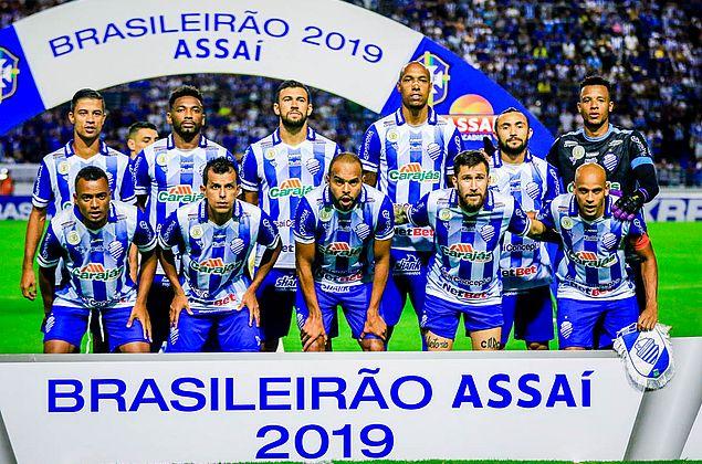 Pressionado por resultados, CSA tenta tirar pontos do Fluminense no Maracanã