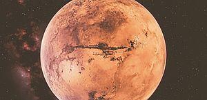 Três países planejam decolar para Marte este mês
