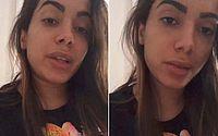 Anitta toma susto com turbulência em voo: 'Sensação de quase morte'