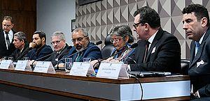 Reforma da previdência dos militares é injusta, dizem debatedores na CDH
