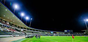 Rei Pelé tem passado por melhorias nos últimos meses. Na última segunda-feira, as novas torres de iluminação foram inauguradas na partida entre CRB e Coritiba