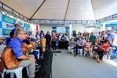Rui Palmeira participa da reinauguração da Escola Kátia Pimentel Assunção