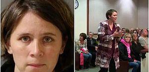 Mãe é condenada nos EUA por atropelar filho de 9 anos que se recusou a ir à escola
