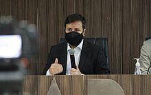 Presidente da OAB-AL, Nivaldo Barbosa Jr.