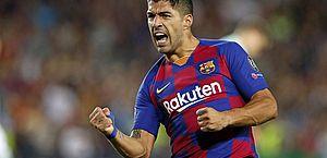 Presidente do Barça veta ida sem custo de Suárez ao Atlético de Madrid