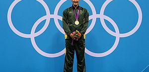 Campeão olímpico anuncia recuperação do novo coronavírus