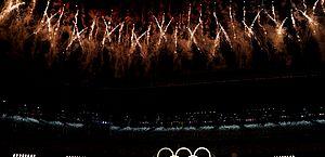 Veja imagens marcantes da abertura das Olimpíadas de Tóquio
