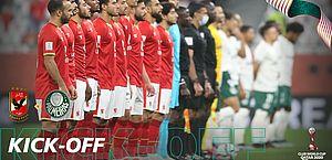 Palmeiras perde do Al Ahly e faz pior campanha sul-americana em Mundiais
