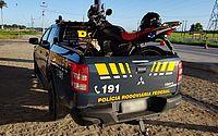 Quatro pessoas são presas durante fiscalizações da PRF em rodovias de Alagoas