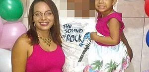 'Quando PMs chegaram, a mãe estava rezando', diz delegado sobre mulher que matou a filha no Sertão