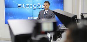 Bastidores: veja a galeria de imagens do debate para o 2º turno em Maceió