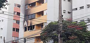Defesa Civil interdita 14 apartamentos após incêndio no Jardim Vaticano