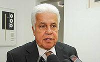 O secretário municipal de Saúde, José Thomaz Nonô