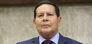 Vice-Presidência abre licitação para compra de esteira elétrica, e Mourão defende gasto de R$ 44 mil