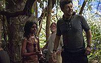O diretor Andy Serkis nas gravações de 'Mogli: Entre Dois Mundos'