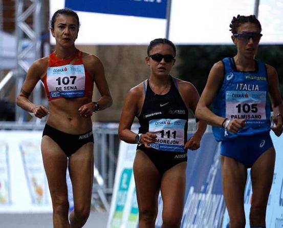 Érica Sena (à esquerda) conquista o 2º lugar