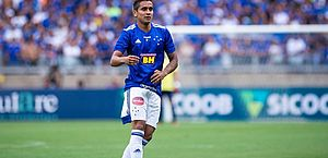 Éverton Felipe deixa Cruzeiro, mas será emprestado novamente pelo São Paulo