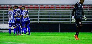 CSA vence o Sergipe por 2 a 0 no Rei Pelé e volta ao G-4 no Nordestão