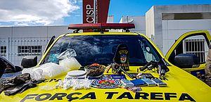 Operação prende foragido da Justiça e envolvidos com tráfico de drogas em Alagoas