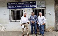 A fiscalização do Cremepe prestou queixa por exercício ilegal da profissão, no último dia 9 deste mês