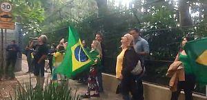 Justiça Federal determina prisão de manifestantes que fizeram ato contra Alexandre de Moraes em SP