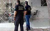 PF cumpre mandados para apurar desvio de verba em Alagoas e mais quatro estados