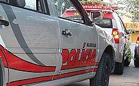 Assaltante ataca PMs com faca, é baleado e acaba preso no Prado