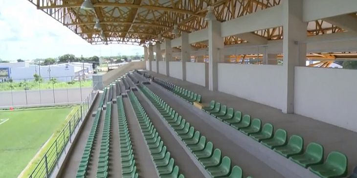 Estádio da UFAL receberá o primeiro jogo da final do Alagoano Sub-20