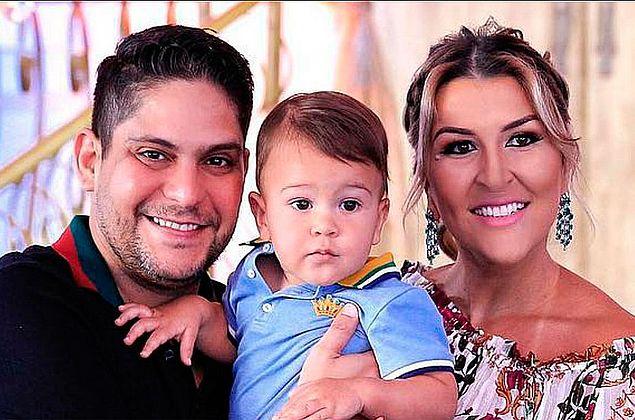 Sertanejo Jorge se separa da mulher após 7 anos de casamento