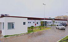 A estrutura física da UPA do Jacintinho, que fica na avenida Juca Sampaio, está concluída e receberá seus equipamentos nos próximos dias