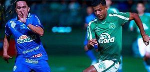 CSA perde por 3 a 0 para a Chape e confirma rebaixamento para Série B