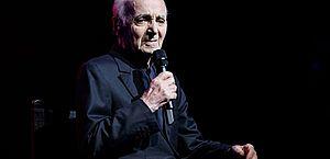 Cantor francês Charles Aznavour morre aos 94 anos