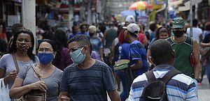 Estado do Rio de Janeiro flexibilizará uso de máscara em local aberto