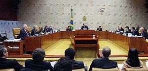 Maioria do STF vota a favor da criminalização da homofobia