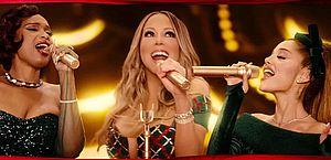 Mariah Carey lança novo hit de Natal com Ariana Grande e Jennifer Hudson; veja vídeo