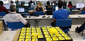 Mídias das urnas eletrônicas para Alagoas começam a ser geradas nesta quarta (28)