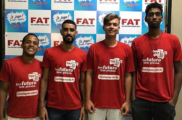 Basquete da FAT enfrenta Nova Zelândia na 1ª fase do Mundial da China
