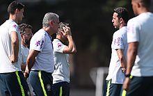 Seleção Brasileira continua preparação no segundo ciclo de Tite com jogos contra Argentina e Arábia Saudita