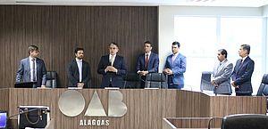 Sessão do Conseg na OAB debate situação da segurança nas escolas públicas e privadas