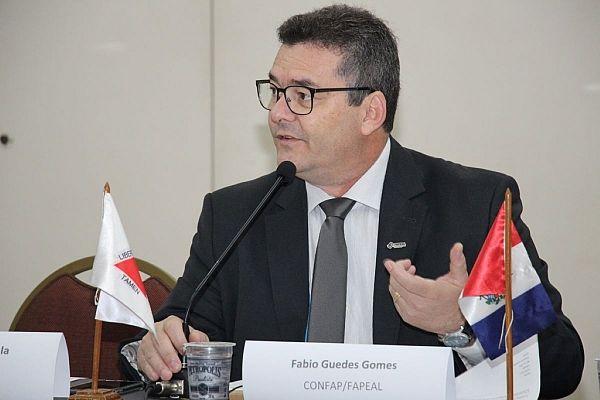 Diretor-Presidente da Fapeal, Fábio Guedes, representa Alagoas no comitê científico do Consórcio Nordeste