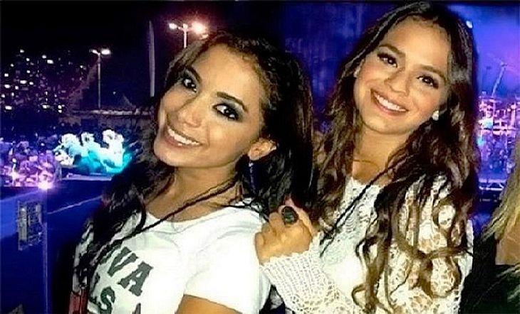 Bruna Marquezine e Anitta não se falam mais
