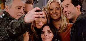 'Friends' ganhará cruzeiro temático para até 500 fãs em 2022