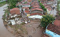 Justiça libera R$ 160 mil para ajuda a famílias desabrigadas em Santana do Ipanema