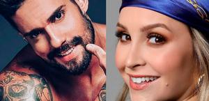 Novo casal? Carla Diaz responde post de Arcrebiano e fãs vão ao delírio