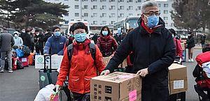 Coreia do Sul anuncia 161 novos casos de coronavírus