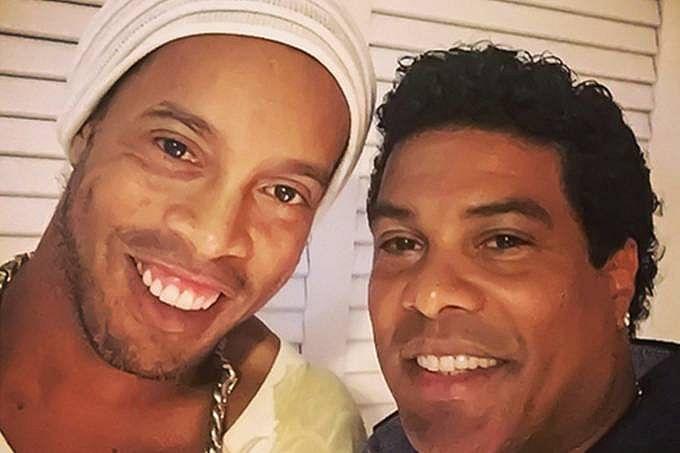 Ronaldinho Gaúcho e o irmão Assis foram condenados pela construção ilegal de um trapiche