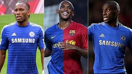 Drogba, Eto'o e Demba Ba criticaram a ideia
